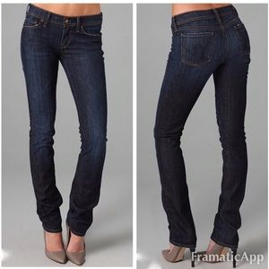 CITIZENS of Humanity Ava Jeans low straight 28